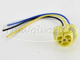 volvo 240 lights lenses 1975 1993 at swedish auto parts headlight bulb socket 9444 aft