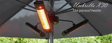 parasol heater electric infrared