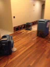 are hardwood floors salvageable after water damage