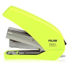 <b>Степлер Milan N24</b>/<b>6 26/6</b> до 20л желтый 80196: купить за 555 ...