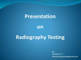 Din Iqi Chart Radiography Testing Presentation