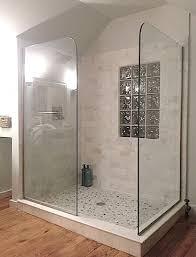 splashguard shower panels with 8