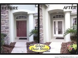 Top Black Glass Front Door With Double Front Doors With Glass Glass Front Doors