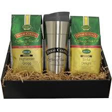 flavored decaf coffee 10 oz twin gift with travel mug