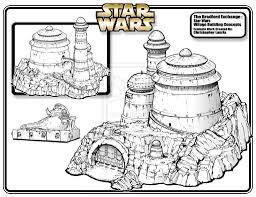 Concept Art For Hawthorne Jabba S