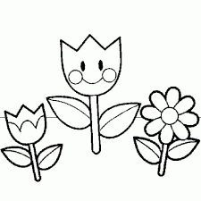 Small Picture Flower Mandala Coloring Pages Printable Kids Colouring Spring