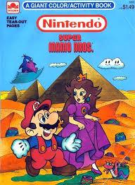 Mario Coloring Book 288 Breathtaking Super Mario Coloring Pages Free