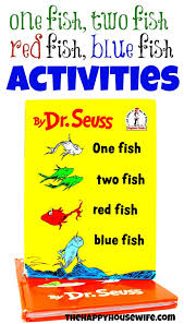 31 Days of Read-Alouds: One Fish, Two Fish, Red Fish, Blue Fish ...