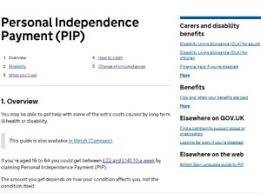 Personal Independence Payment (Pip): 0843 903 3237 – Contact Numbers