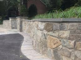 outdoor retaining wall design
