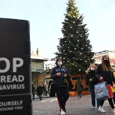 Friday local time and restricts residents to their homes except for work, to shop for essential supplies. Uk Coronavirus Johnson Won T Rule Out Post Christmas Lockdown In England Amid Sharp Case Rise As It Happened Politics The Guardian