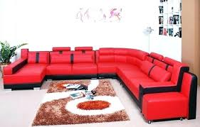 red leather sectional practical unique red and black couch and amazing red leather sectional sofa red