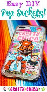 diy pop socket by crafty chica