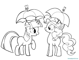 my little pony coloring pages baby pinkie pie