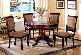 best of padded folding dining room chairs