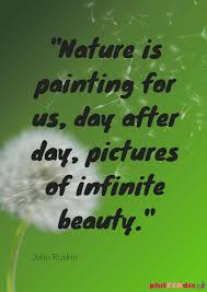 Beauty Of Earth Quotes