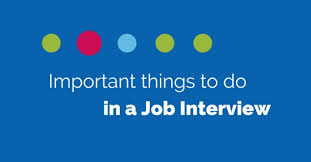 Preparing For Interviews 21 Important Things You Must Do Wisestep