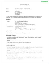 Free Example Resume Impressive Professional Resume Format For Experienced Free Download Feat Resume
