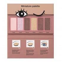 paleta de sombras sephora collection miniature palette