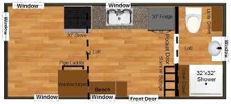 floor plans for tiny houses. 13 Tiny House Plans For An 8x20 Lexington Floor Plan Prissy Ideas Houses