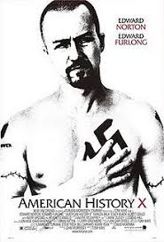american history x  american history x poster jpg