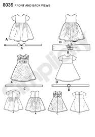 American Girl Clothes Patterns Simple Simplicity 48 American Girl Doll Clothes For 48 Doll