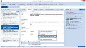 Citavi in Detail > Editing References > Renaming PDF Files ...