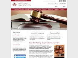 Law Templates Joomla Template Texas Legal