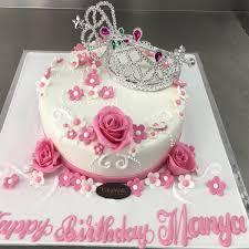Cake Walk Cake Designs Tiara Flower Cake
