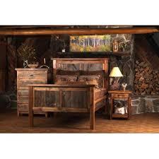 Rustic bedroom furniture sets White Estela Panel Bedroom Set set Of 3 Wayfair Rustic Bedroom Sets Youll Love Wayfair