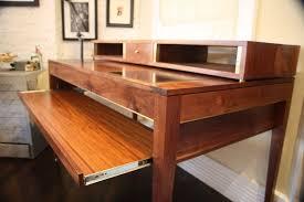 custom made sound designer s desk