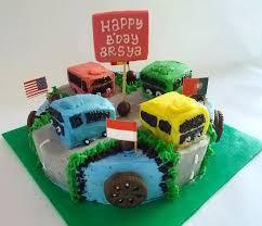 Jual Kue Ulang Tahun Tart Karakter 3d Cake 3d Tart Tart Tayo