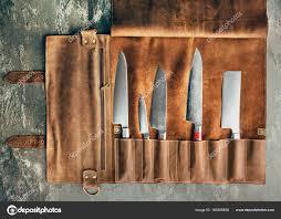 Ensemble Doutils De Cuisinier Professionnel Cas Particulier Des