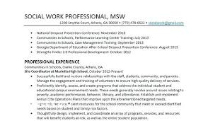 Social Work Cover Letter Example Cover Letter For A Social Worker ...