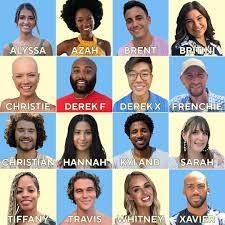 Big Brother season 23 cast ...