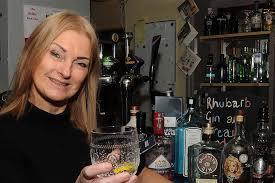 celebrate gin uary at the bridge end inn