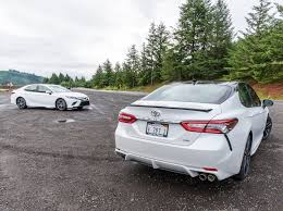 2018 Toyota Camry First Drive Review: Say Bye, Bye Bland - 95 Octane