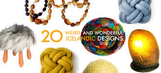 Icelandic Design Wicked Designs From Iceland Made With Algae Fish Skin And