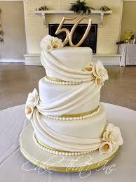 Anniversary Wedding Cakes