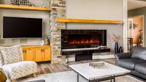 living room with electric fireplace and tv. Electric Fireplace Wood Mantle TV Mount Living Room With And Tv E