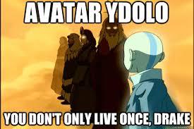 Avatar Last Airbender memes | quickmeme via Relatably.com