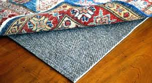 how to stop rug sliding on carpet how to keep area rugs from slipping on hardwood