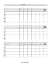Baseball Score Book Pages 777 Best Forms Things Free Download From Printables Com Images