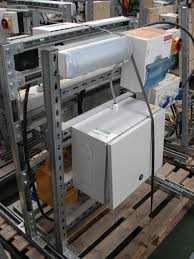 retail electrical unit 110v transformer europa fuse box x 2 lot 9 retail electrical unit 110v transformer europa fuse box x 2