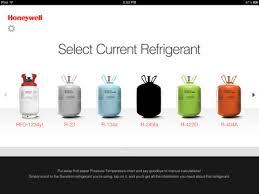 Honeywell Refrigerant Chart Honeywell Pt Chart For Ipad Download Free Honeywell Pt