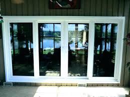 exotic patio door replacement cost lovable sliding glass of doors