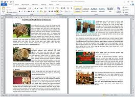 Alat musik tradisional pukul bernada dan tidak bernada Alat Musik Tradisional Indonesia Beserta Gambar Dan Penjelasannya