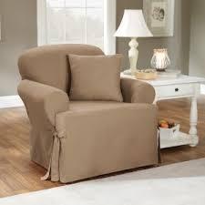 Armchair slipcovers Piece Chair Hayneedle Chair Slipcovers Hayneedle