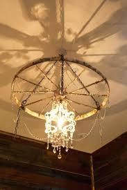 ships wheel chandelier best wagon ideas on light and mason jar ship full size