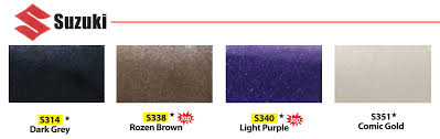 Samurai Spray Paint Colour Chart Figold
